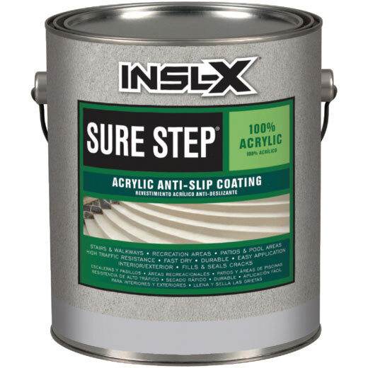 Concrete Paint & Coatings