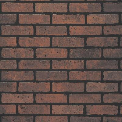 DPI 4 Ft. x 8 Ft. x 1/4 In. Red Brick Gaslight II Wall Paneling