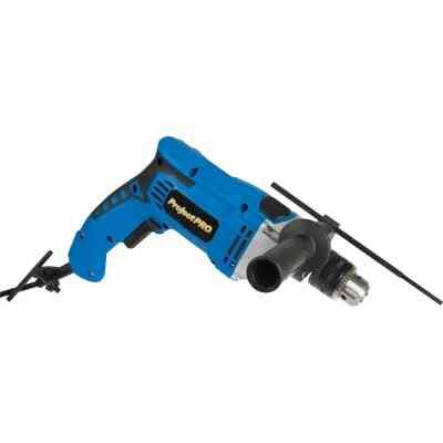 Project Pro 1/2 In. Keyed 7.5-Amp Electric Hammer Drill