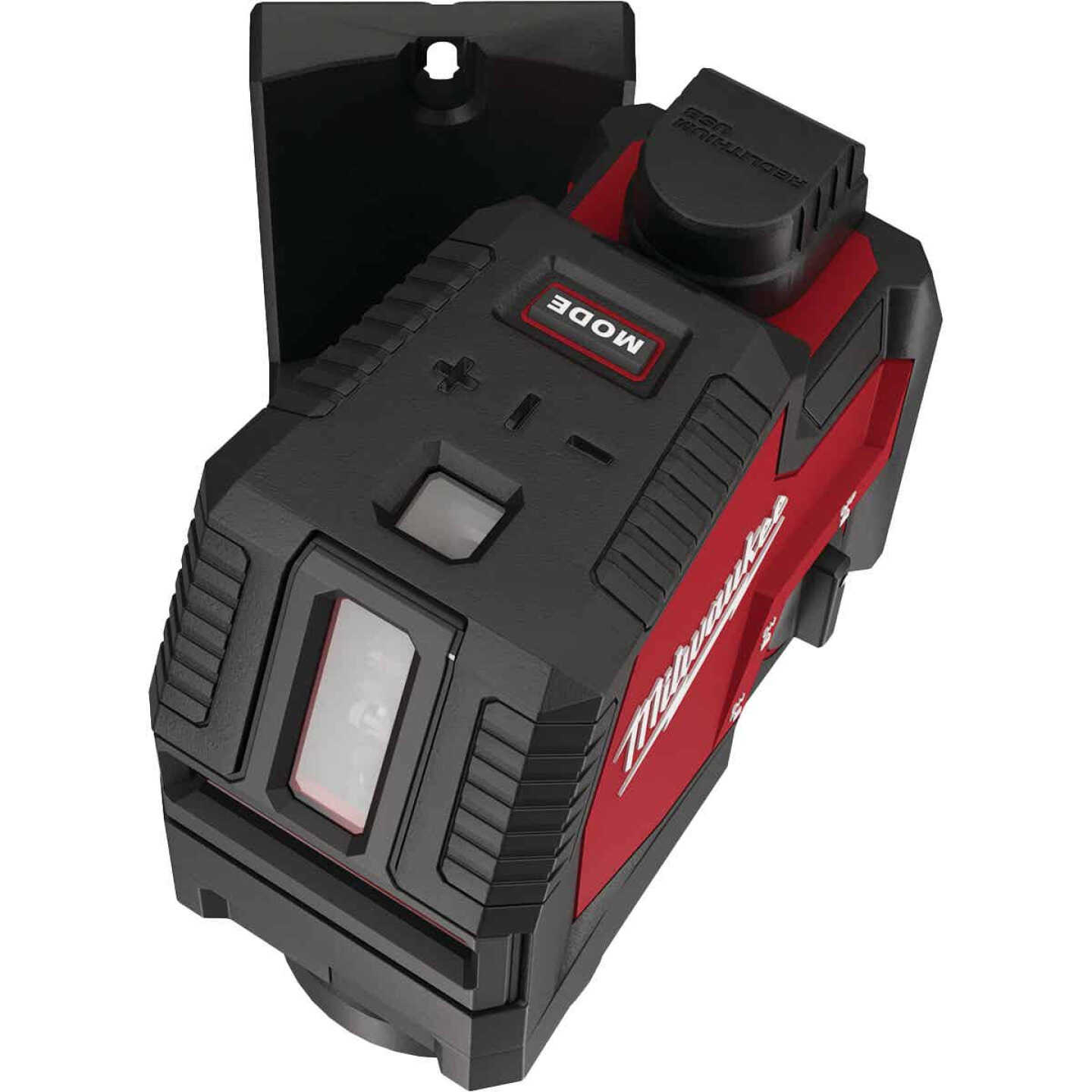Milwaukee USB Rechargeable Green Cross Line & Plumb Points Laser Image 3