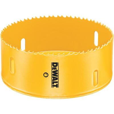 DeWalt 3-1/2 In. Bi-Metal Hole Saw