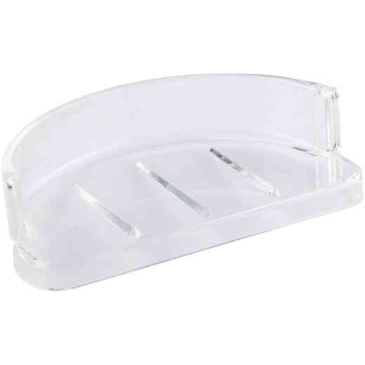 Home Impressions Vista Clear Soap Dish
