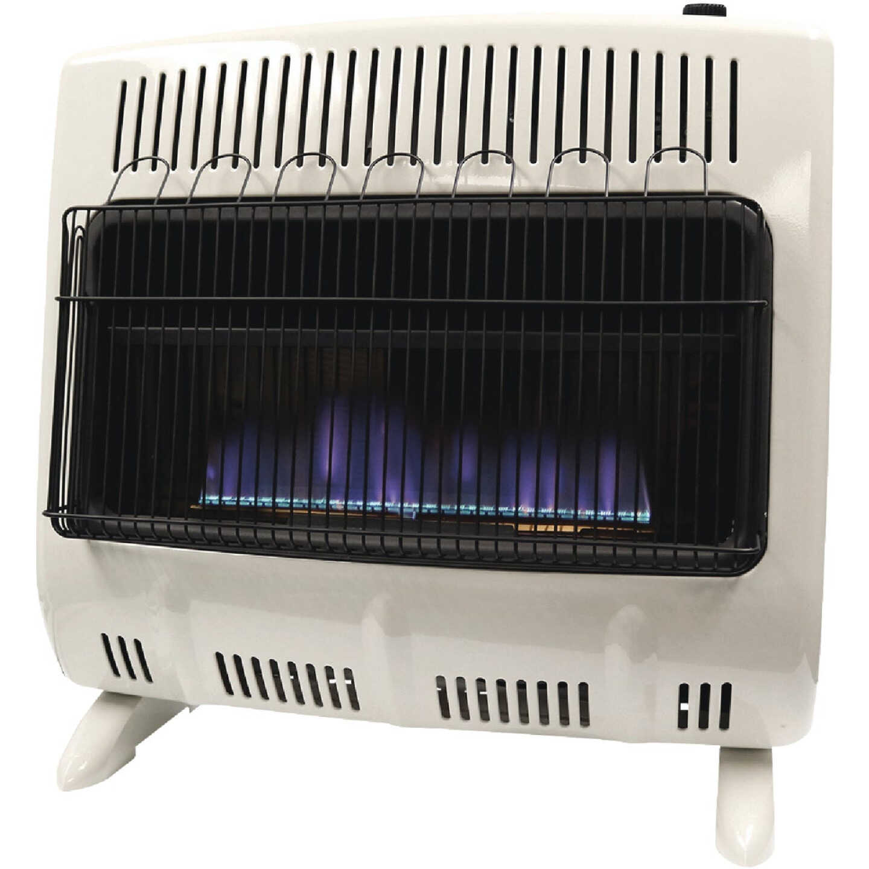 Mr. Heater 30K BTU Blue Flame Dual Fuel Vent Free Wall Heater Image 1
