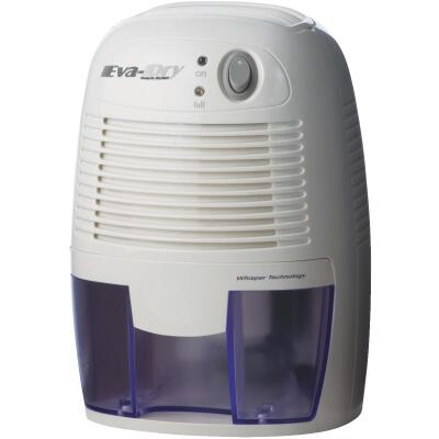 Eva-Dry 8 Oz./Day 1100 Cu. Ft. Coverage 1-Speed Dehumidifier