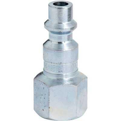 """Milton M-Style 1/4"""" Female NPT Plug (2-Pack)"""