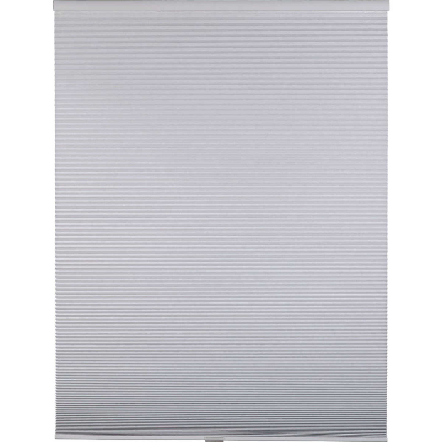 Home Impressions 1 In. Room Darkening Cellular White 48 In. x 72 In. Cordless Shade Image 1