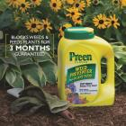 Preen 5.625 Lb. Ready To Use Granules Garden Weed Preventer Plus Plant Food Image 10