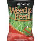 Gro-Fine Weed & Feed 39 Lb. 15,000 Sq. Ft. 30-0-3 Lawn Fertilizer with Weed Killer Image 1