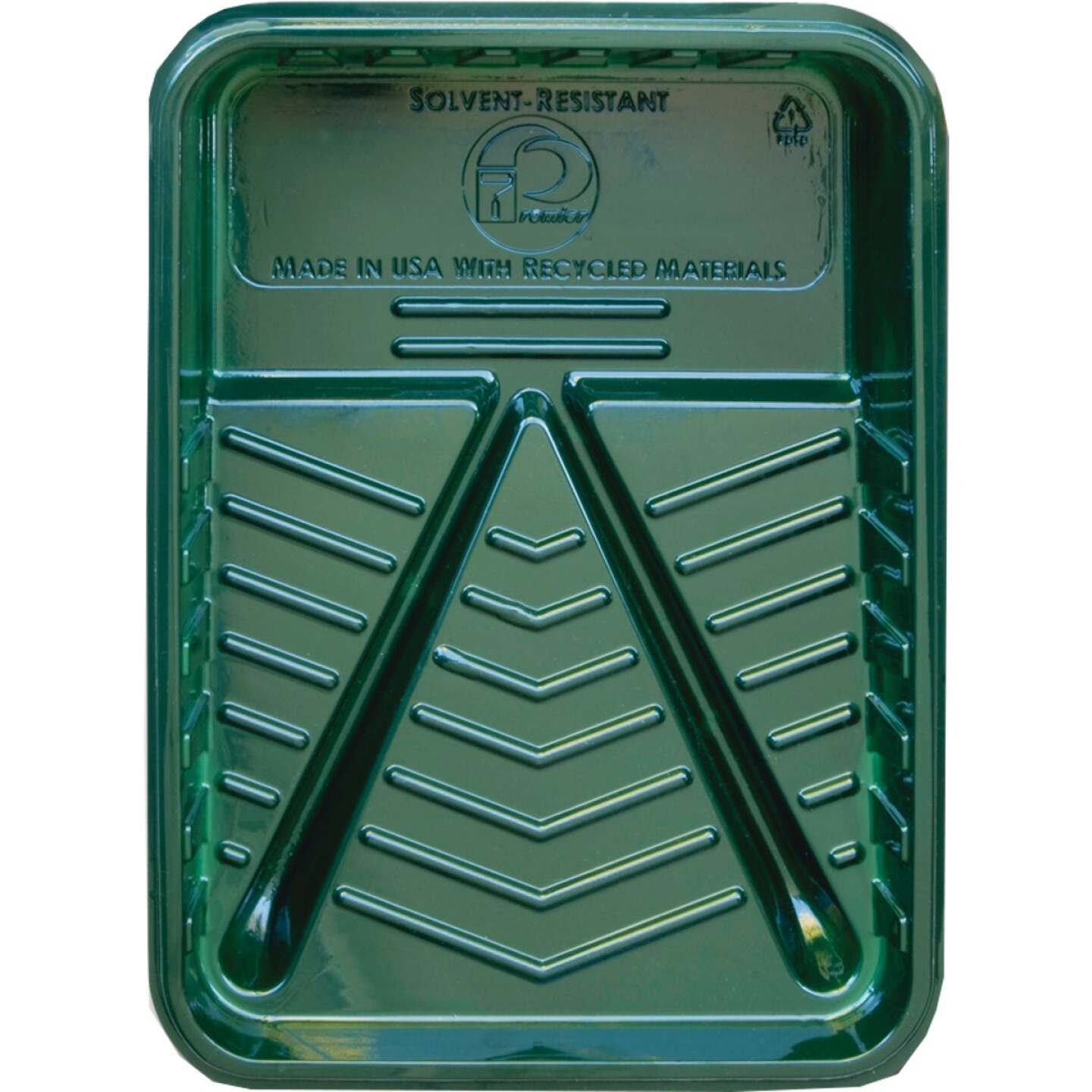 Premier Plastic Solvent-Resistant 9 In. Paint Tray Image 1