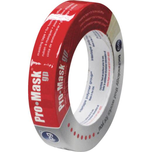 IPG PG500 0.94 In. x 60 Yd. General-Purpose Masking Tape