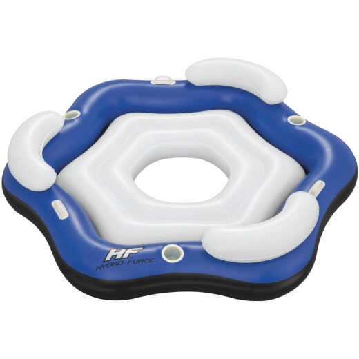 Hydro-Force X3 3-Person Inflatable Island